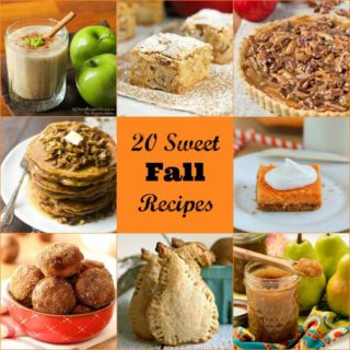20 Sweet Fall Recipes