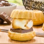 Graham Cracker Bundt Cake S'mores | Magnolia Days