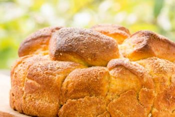Sweet Potato Monkey Bread | Magnolia Days