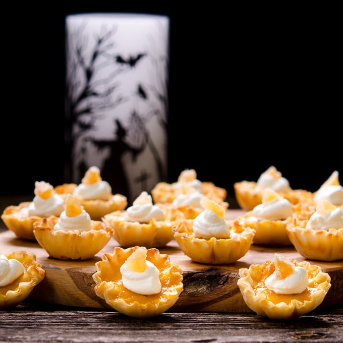Buttercup Squash Pie Bites | Magnolia Days