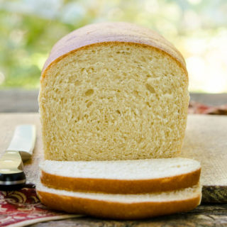 Buttermilk Wheat Bread for #BreadBakers