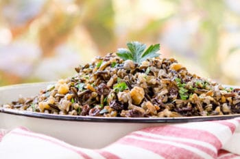 Fruited Wild Rice | Magnolia Days