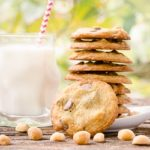 Macadamia Nut Chocolate Chips Cookies | Magnolia Days