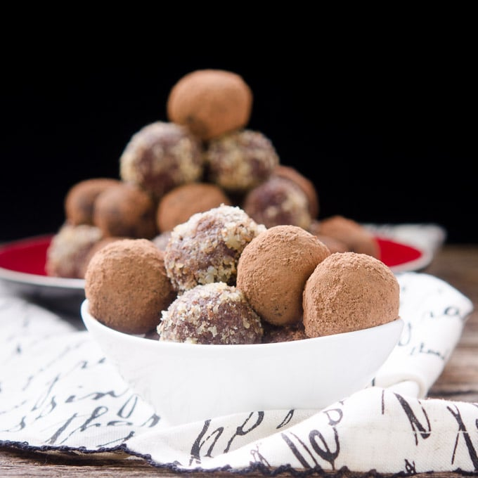 Madeira Chocolate Truffles | Magnolia Days