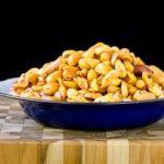 Sriracha Spiced Peanuts | Magnolia Days