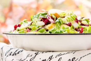 Autumn Crunch Salad | Magnolia Days