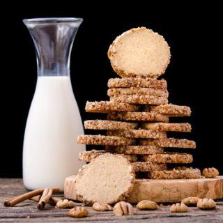 Cinnamon Sugar Cookies for #CreativeCookieExchange