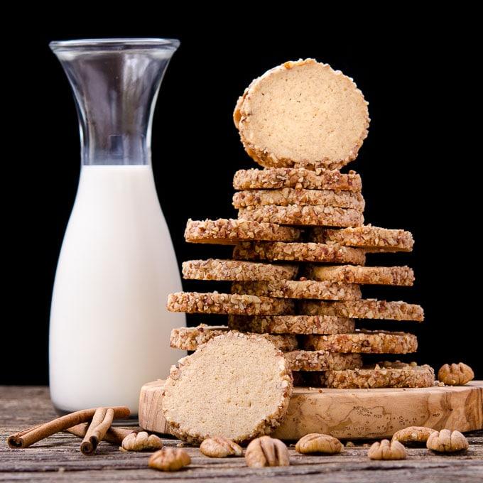 Cinnamon Sugar Cookies   Magnolia Days