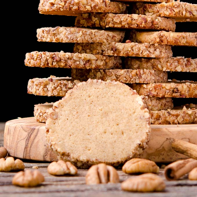 Cinnamon Sugar Cookies | Magnolia Days
