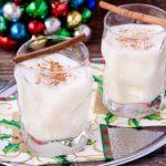 Coconut Eggnog aka Coquito | Magnolia Days