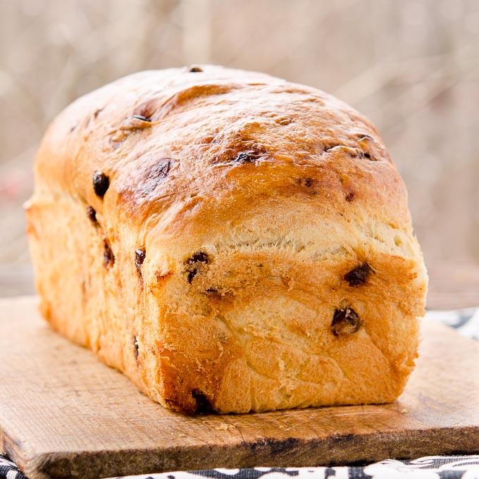 Fruity Butter Bread | Magnolia Days