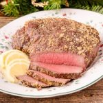 Lemon Pepper Sirloin Tip Roast | Magnolia Days