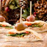 Mediterranean Turkey Pita Bites | Magnolia Days