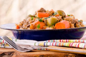 Slow Cooker Spiced Beef Stew | Magnolia Days