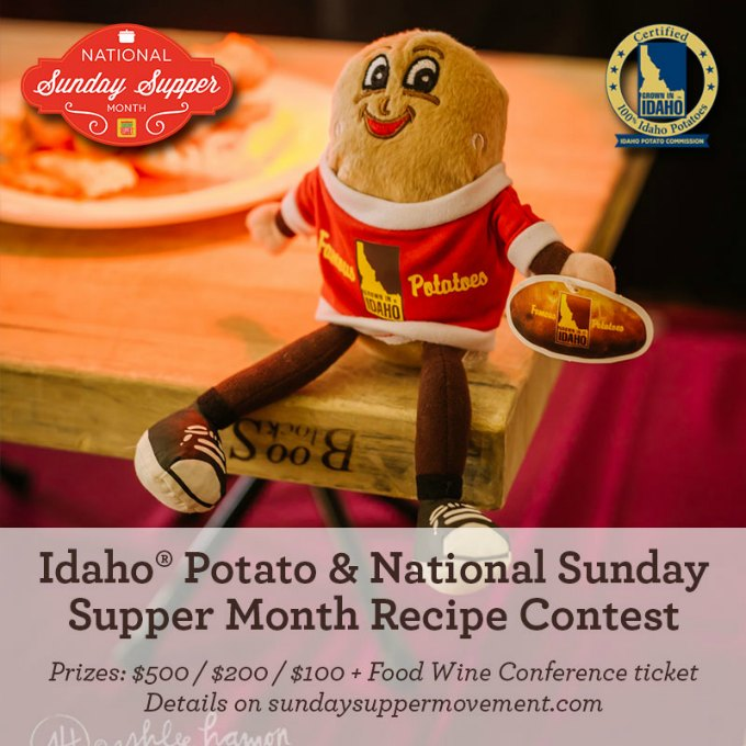 Idaho® Potato Let's Poutine Contest