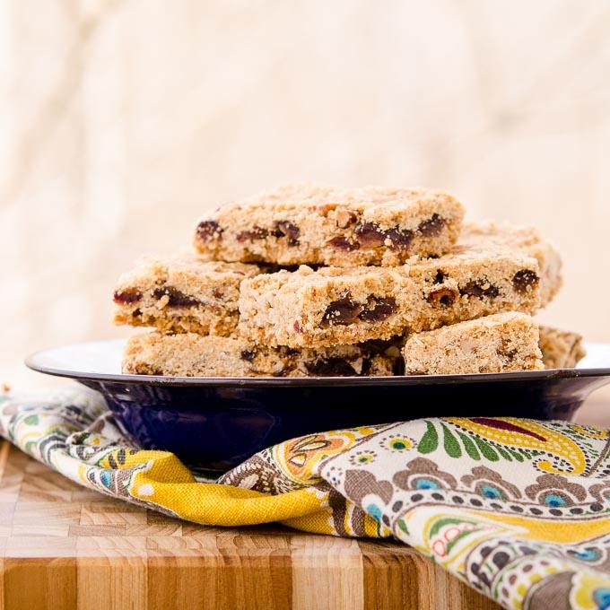 Oatmeal Date Bars | Magnolia Days