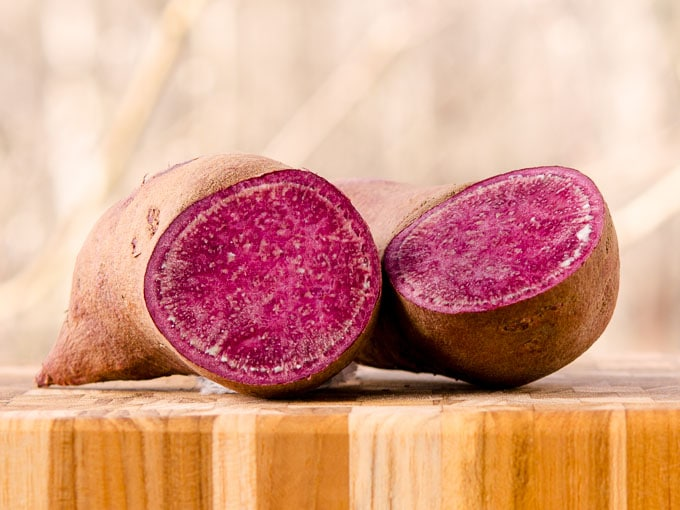 Stokes Purple Sweet Potato | Magnolia Days