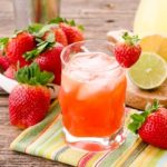 Strawberry Whiskey Sour | Magnolia Days