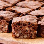 Chocolate Banana Nut Brownies | Magnolia Days