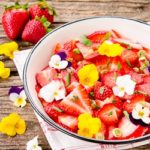 Herbed Strawberry Salad | Magnolia Days
