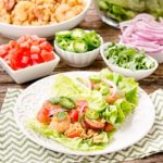 Jambalaya Lettuce Wraps | Magnolia Days