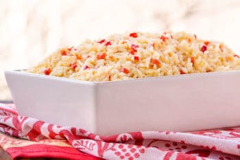 Pimento Cheese Rice | Magnolia Days