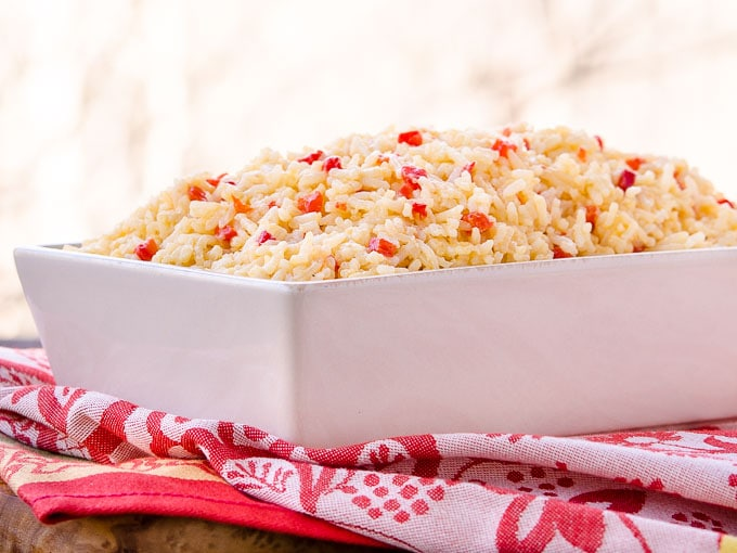 Pimento Cheese Rice | Magnolia Days