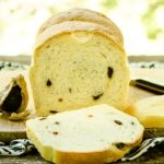 Black Garlic Parmesan Sourdough Bread | Magnolia Days