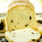 Black Garlic Parmesan Sourdough Bread | Magnolia Days