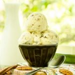 Cinnamon Butter Pecan Ice Cream | Magnolia Days