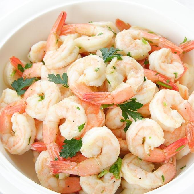 Shrimp Arnean | Magnolia Days