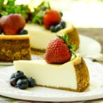 Sour Cream Cheesecake | Magnolia Days