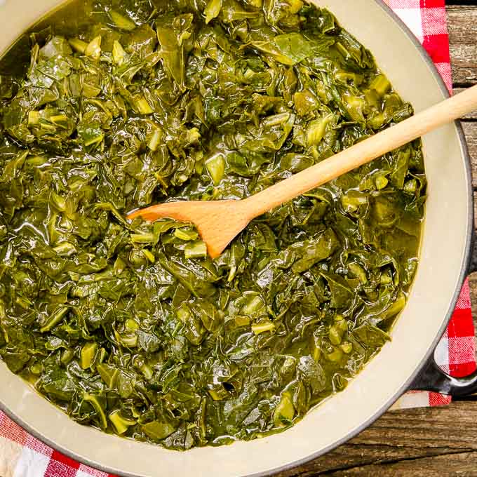 Southern Collard Greens by Magnolia Days