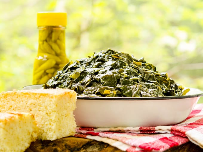 Southern Collard Greens | Magnolia Days