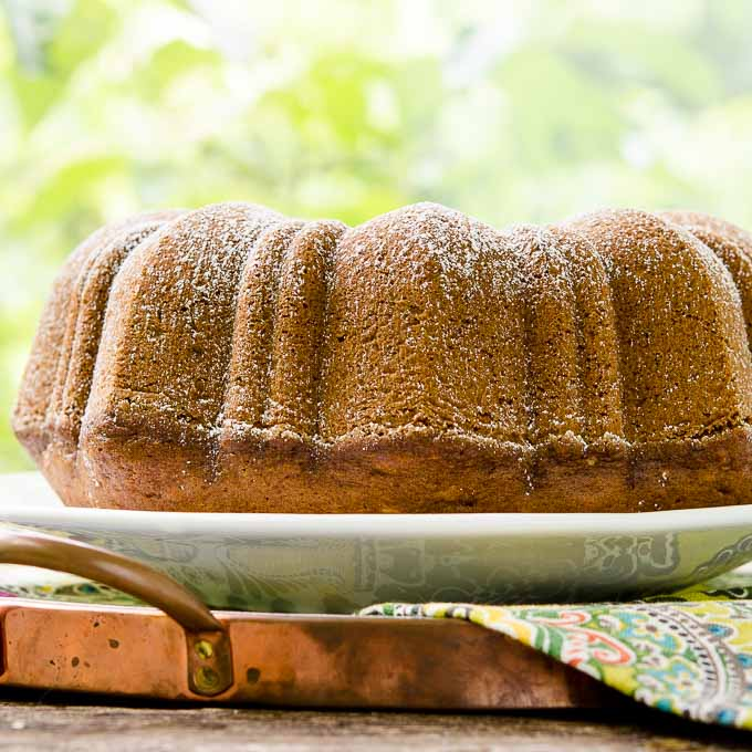 Almond Date Bundt Cake by Magnolia Days