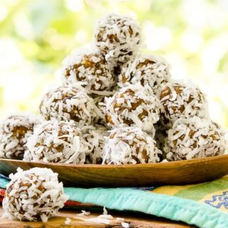 No-Bake Fruit Balls for #CreativeCookieExchange