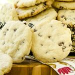 Chocolate Chip Cream Cheese Cookies by Magnolia Days