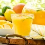 Fresh Citrus Wine Punch by Magnolia Days