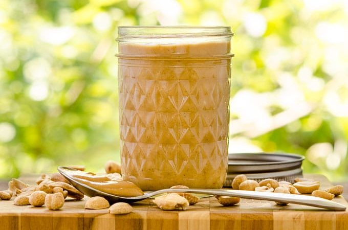 Thai Peanut Sauce by Magnolia Days