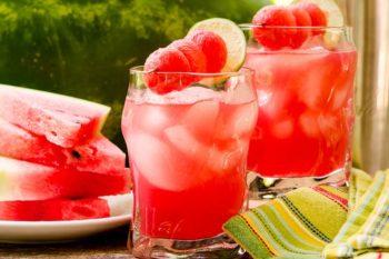 Watermelon Blast Cocktail by Magnolia Days