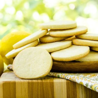 Lemon Sour Cream Cookies for #CreativeCookieExchange
