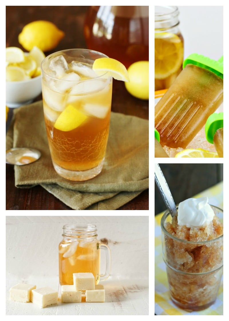 Southern sweet tea is everything. Find out where it comes from, how to make it the right way (plus some cool variations) and what to serve with it.