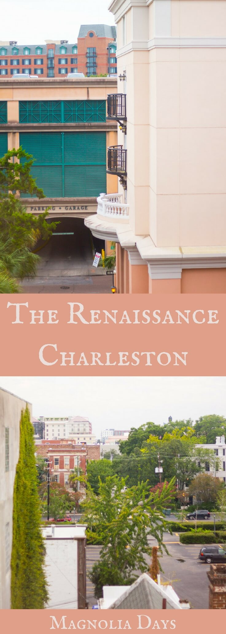 We stayed at the Renaissance Charleston Historic District in Charleston, South Carolina. Get an inside look at this beautiful hotel.