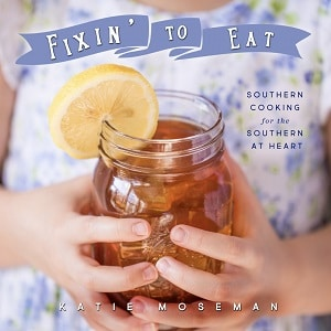 Cover photo of Southern cookbook Fixin to Eat