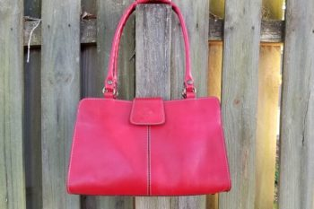 Handbag Review: The Rienzo Satchel by Patricia Nash