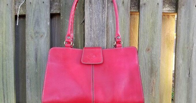 Handbag Love: The Rienzo Satchel by Patricia Nash