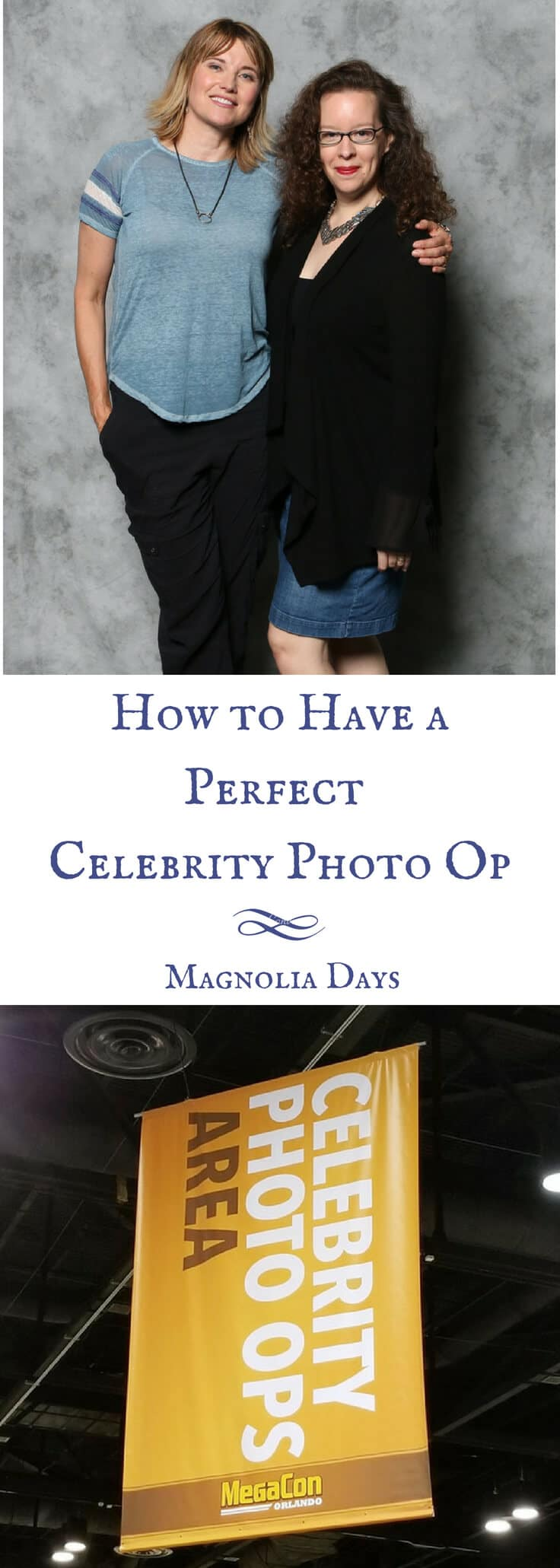 Need photo op ideas for taking a picture with your favorite celebrity? Learn everything you need to prepare for your photo op including outfit selection, posing, and what to expect from the photo op experience.