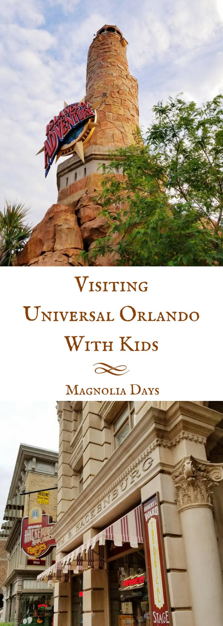 Can you successfully visit Universal Studios Florida and Islands of Adventure with kids? Yes, you can! Get a theme park expert's tips on what to do and how to plan for your visit.