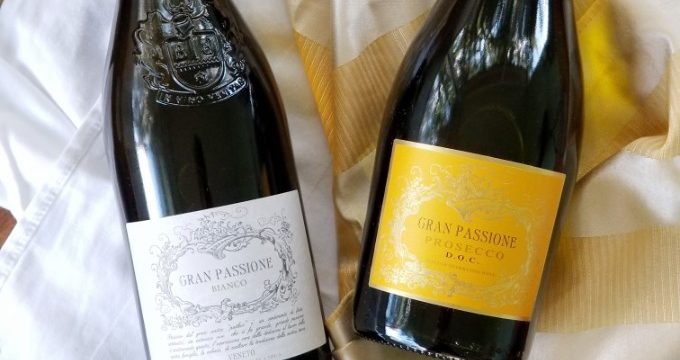 Gran Passione Bianco and Prosecco Wine Review