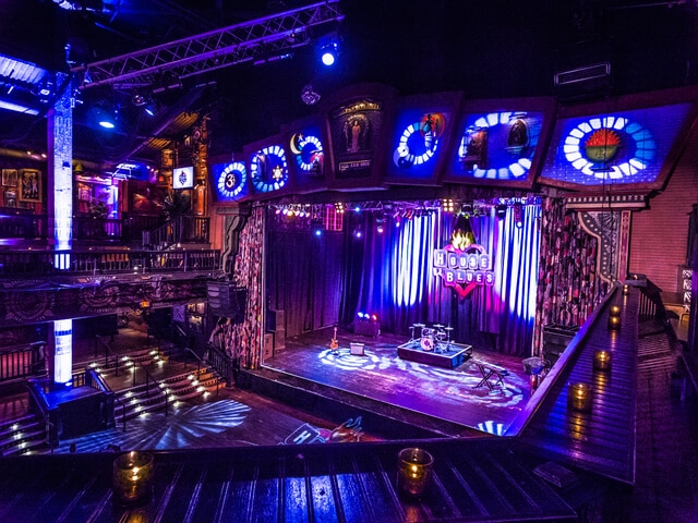 My Favorite Seats At House Of Blues Orlando Magnolia Days